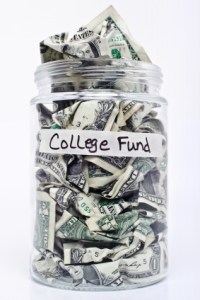 College fund savings