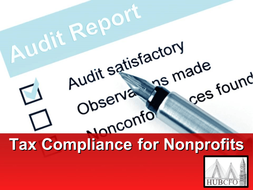 Tax Compliance for Nonprofits