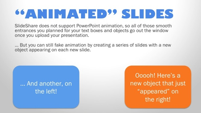 7 Tips to Transform Your SlideShares From Good to Great - slide shair