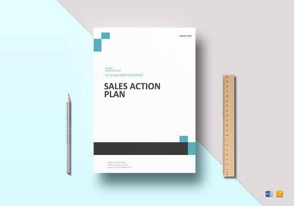 How to Create a Sales Plan Guide + Template