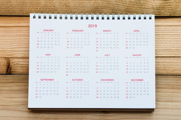 The Ultimate Social Media Holiday Calendar for 2019 Template