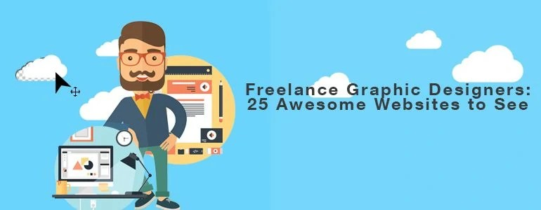 Freelance Graphic Designers 25 Awesome Websites to Check Out