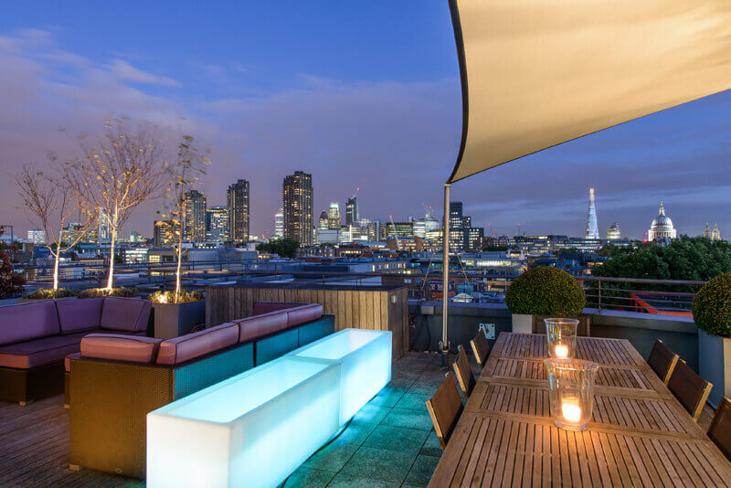 Exquisite 3 Bedroom Penthouse with outstanding Views in Britton Street, Clerkenwell, EC1