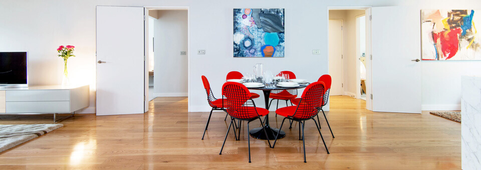 The Show Apartment Suite at 63 Compton, Clerkenwell, EC1 - Photo Gallery