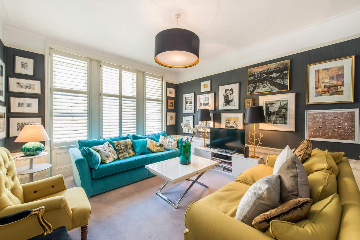 Stunning 2 Bedroom Apartment, Ridgmount Gardens, Bloomsbury, WC1