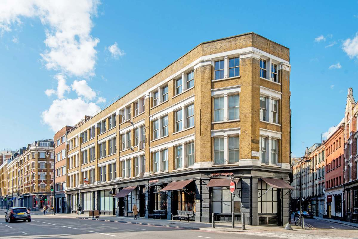 Authentic 2 Bedroom Loft in the Heart of Shoreditch, Charlotte Road