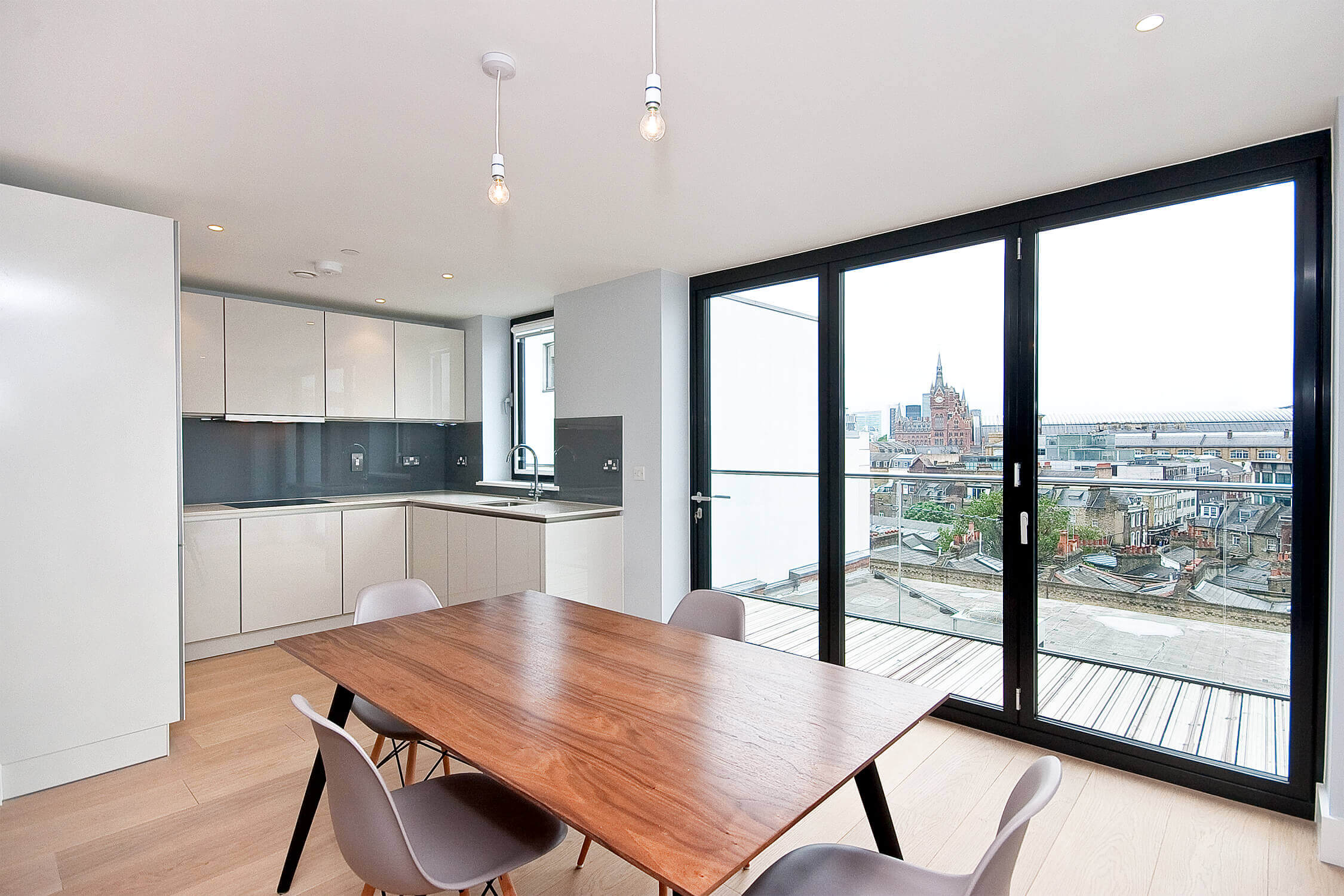 Brand New Penthouse Apartments In The Spitfire Building