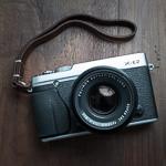 Fujinon X-E2 with Fujifilm XF 35mm f/1.4 R lens