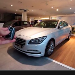 Hyundai Genesis Video Review – 2014