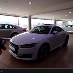 Audi TT – 2015 | Revisión en profundidad y encendido
