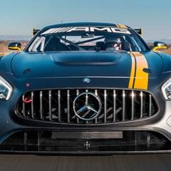 Descubre el nuevo Mercedes AMG GT3