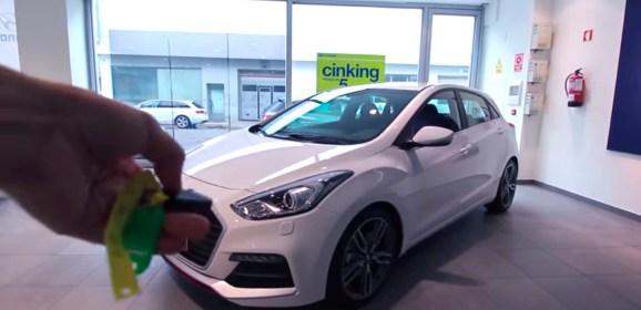 Hyundai i30 Turbo – 2015 | Revisión en profundidad y encendido