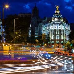 El primer radar de tramo empieza a funcionar en Madrid