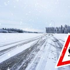 Consejos para enfrentar las heladas en la carretera