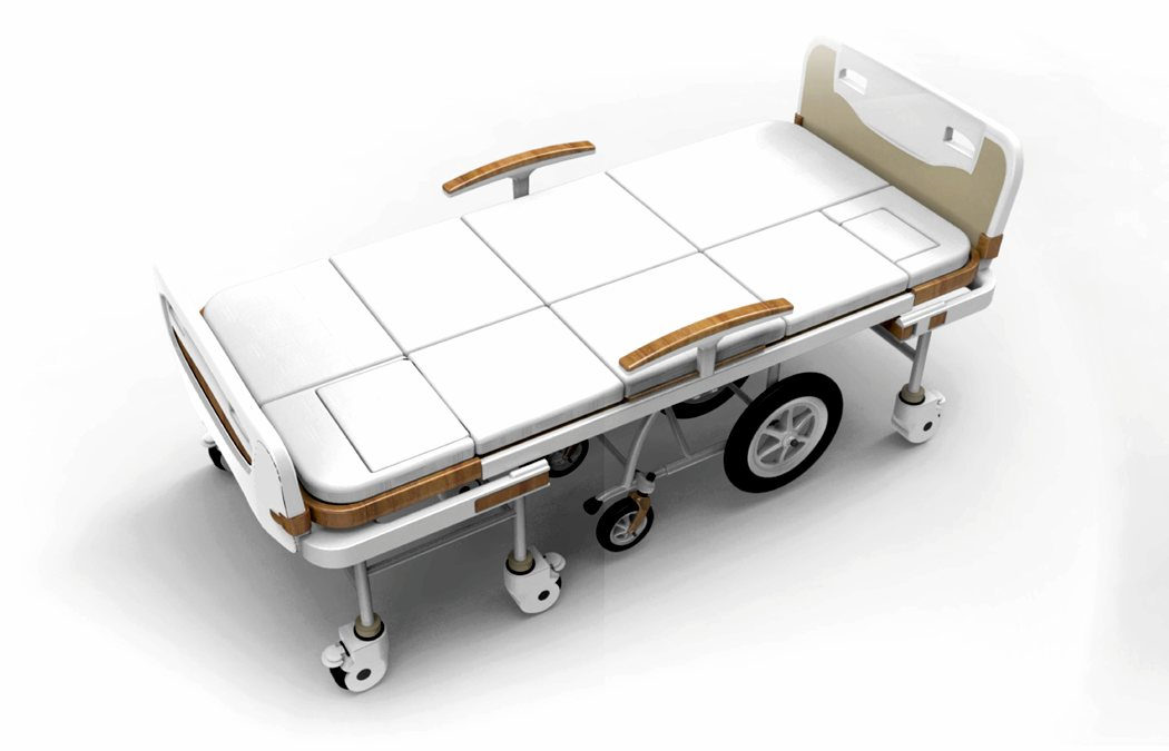 This Idea Brings Independence To Patients Who Need Bed Rest