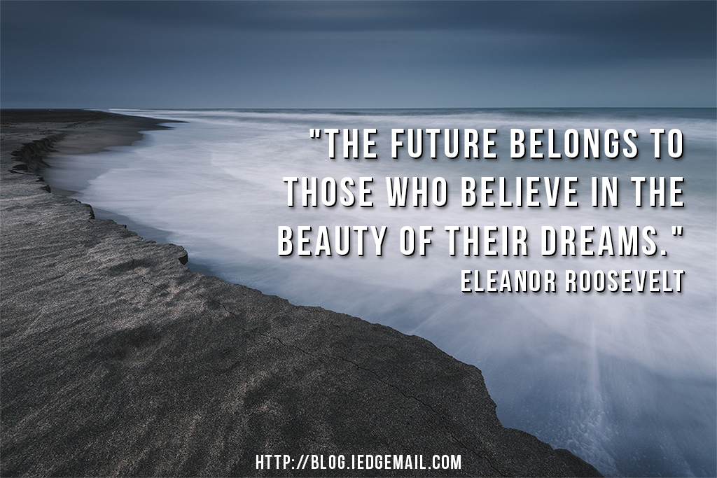 Eleanor Roosevelt Quote Wallpaper Consent Believe In Your Dreams