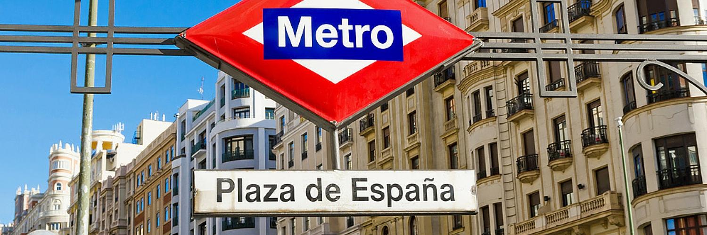 How to get around Madrid with public transportation \u2013 IHG Travel Blog
