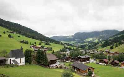 Inside the Alpbach Forum