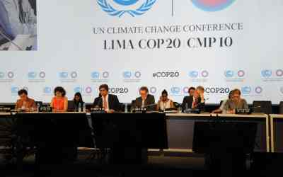 Lima: A stronger role for climate risk management
