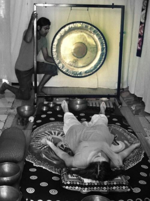 Gong bath edit