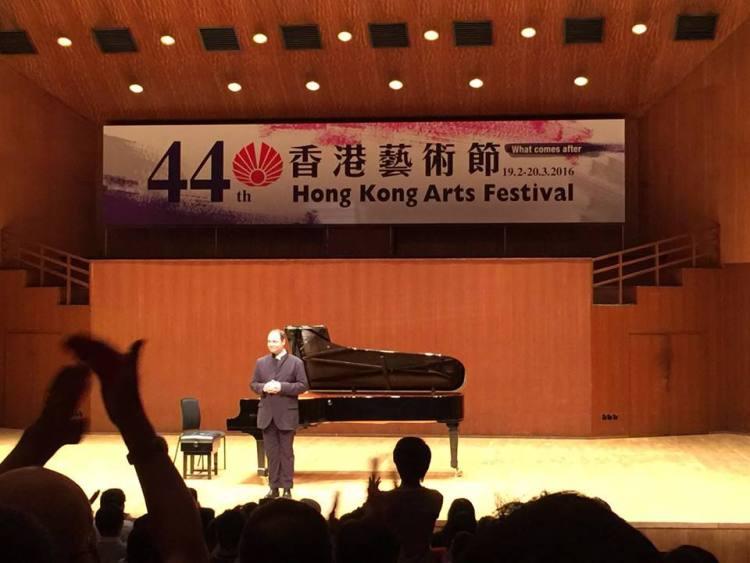 HK Arts Festival