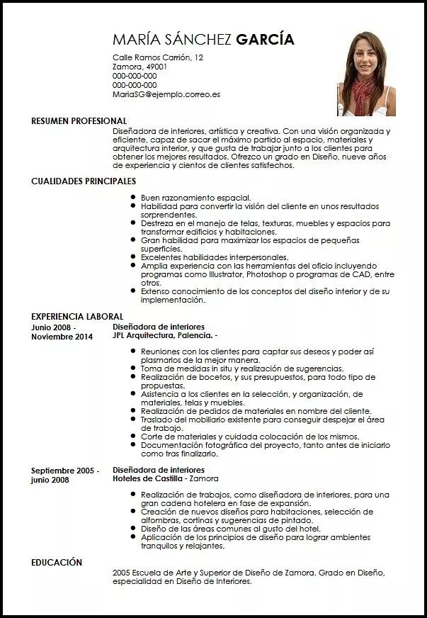 Prepara tu CV en 2019 nuevas plantillas