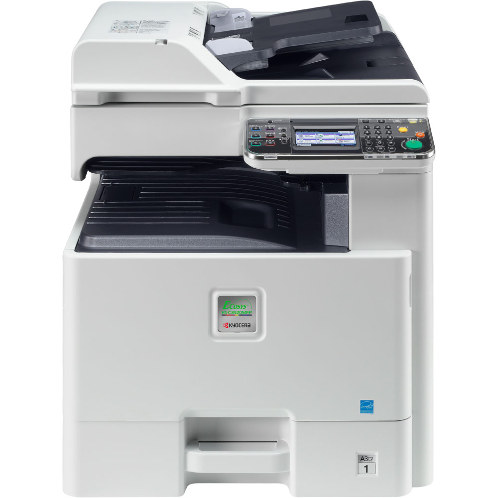 A3 Photo Printing Kyocera Fs C8520mfp Review An Incredibly Capable A3 Printer For