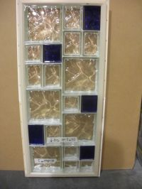 Vinyl Framed Glass Block Window | Innovate Building ...