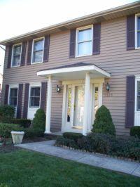 Front Door Stoop Designs - Home Decorating Ideas