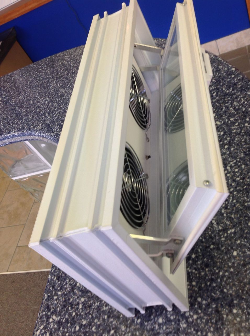 fix window glass