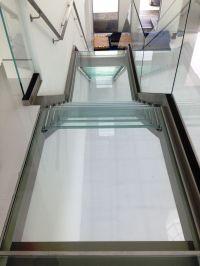 Learn 5 tricks to design a glass floor, walkway or bridge.