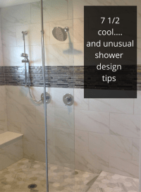 7 Cool and Unusual Custom Tile Shower Design Tips ...