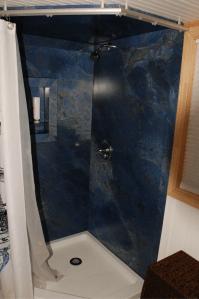 Luxury Tiny Home Bathroom and Kitchen  DIY Custom Home ...