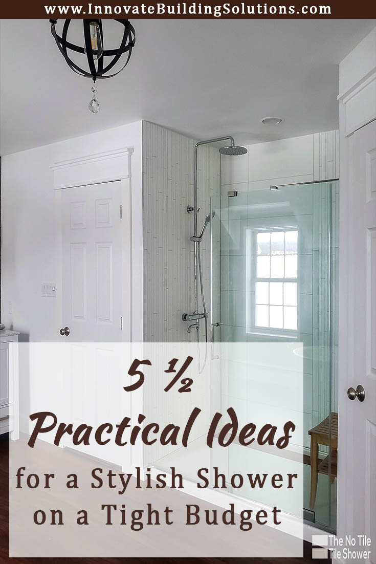 7 Biggest Blunders With Walk In Showers And How To Avoid Them Innovate Building Solutions Blog Home Remodeling Design Ideas Advice