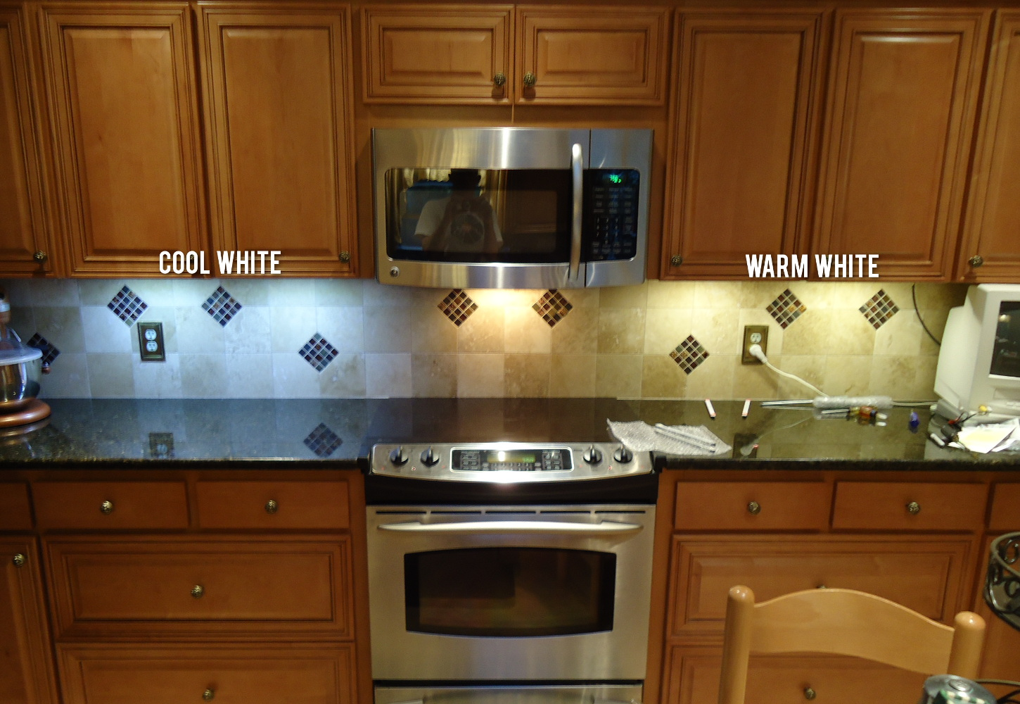 led light color temperature warm vs cool white led kitchen light All of our LED lights are offered in two main colors Cool White and Warm White