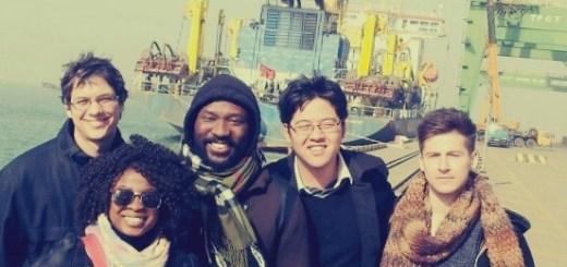 Vyt at Tianjun port