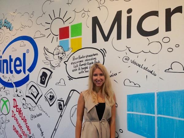 My year interning at Microsoft Part 1 INTO Study Blog - interning at microsoft
