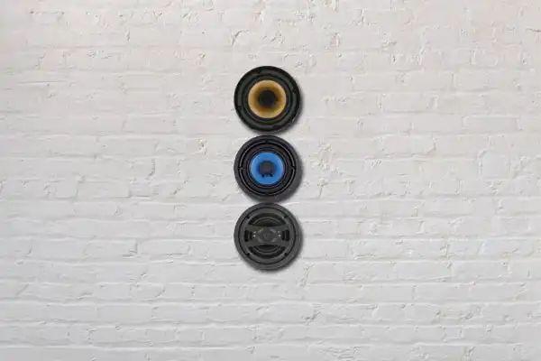 wiring wall speakers