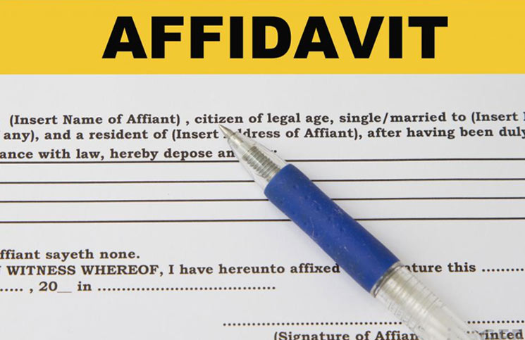 A Step-by-step Guide on changing name legally in India - iPleaders - how to write a legal affidavit