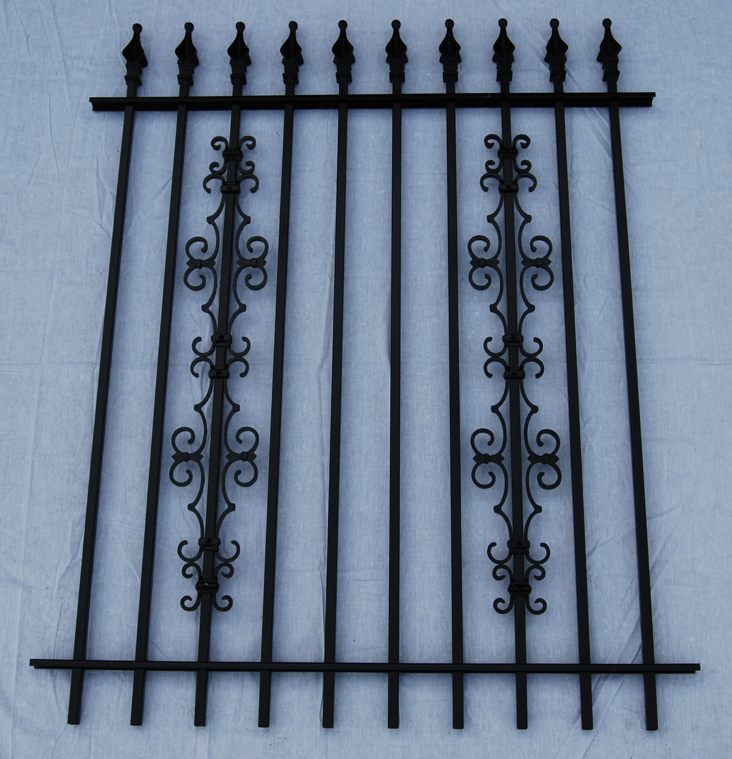 Iron Shop Add On Decorations For A Custom Touch Iron Fence Shop Blog