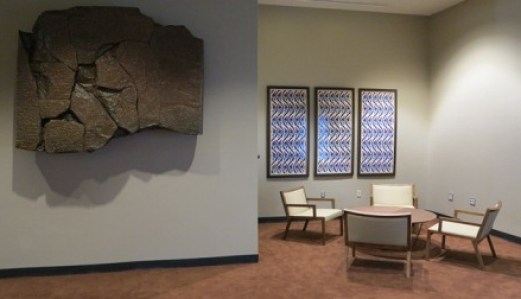 Replica of the Treaty of Kadesh in the Unitad Nations Headquarters in New York City