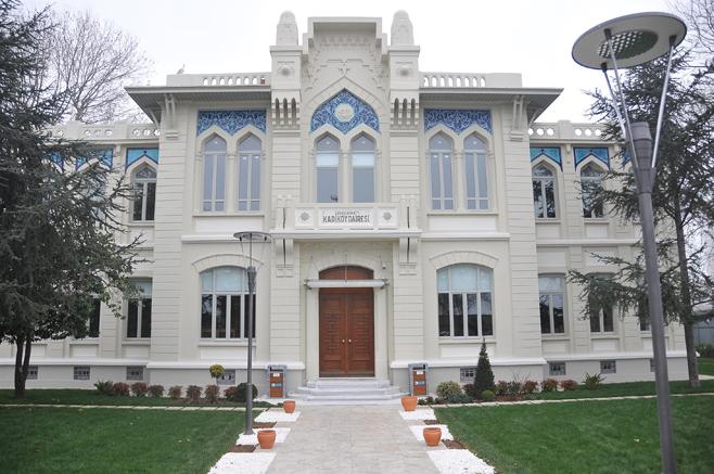 Kadıköy Library, Historical Building
