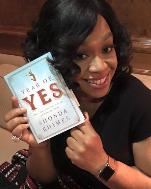 Shonda Rhimes (short film and movie news)