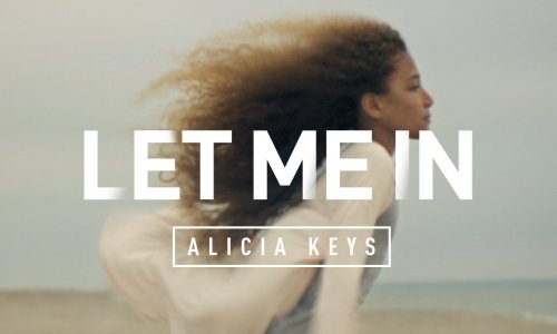 "Alicia Keys's Short Film, ""Let Me In"""