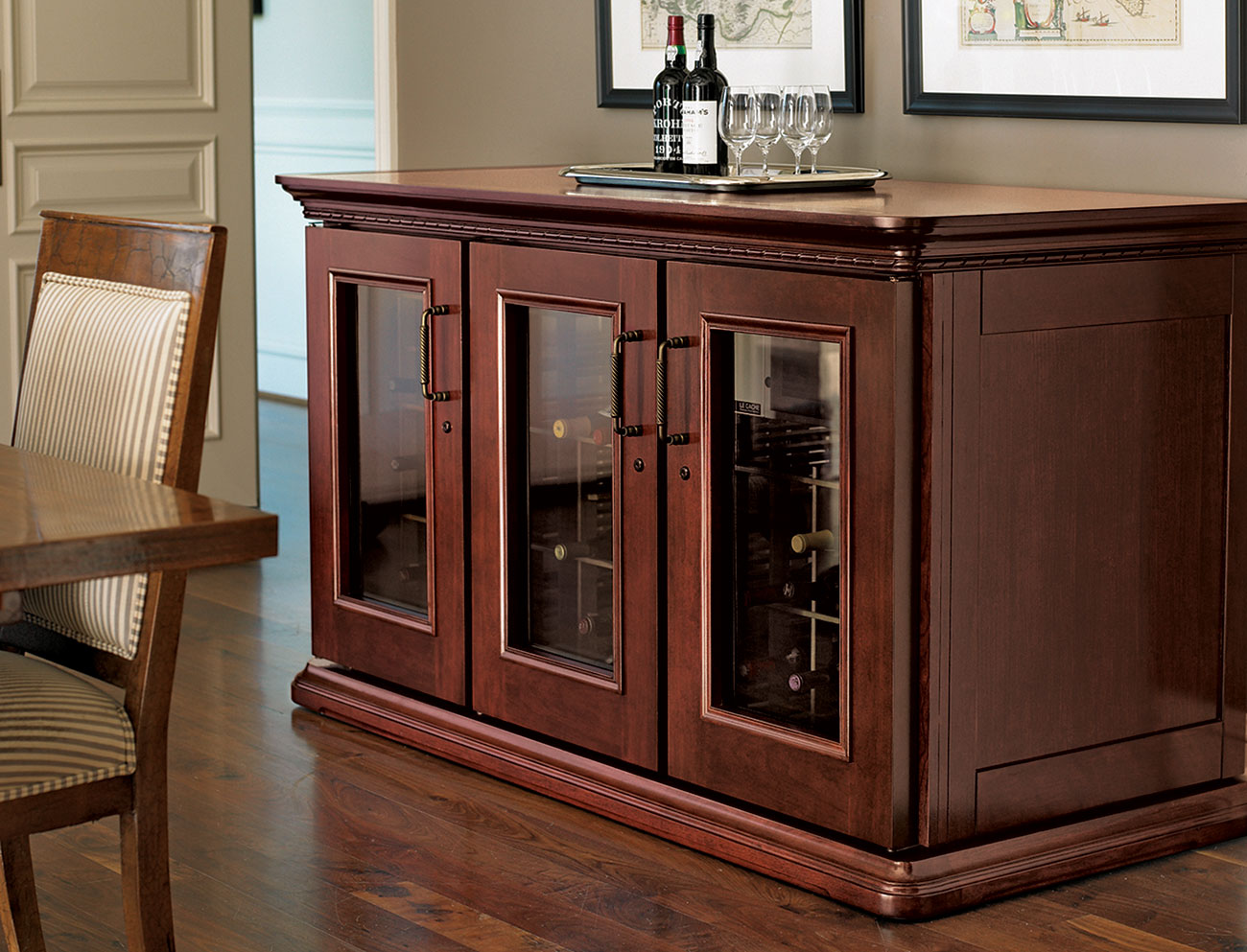 5 Simple Storage Solutions For Large Format Wine Bottles