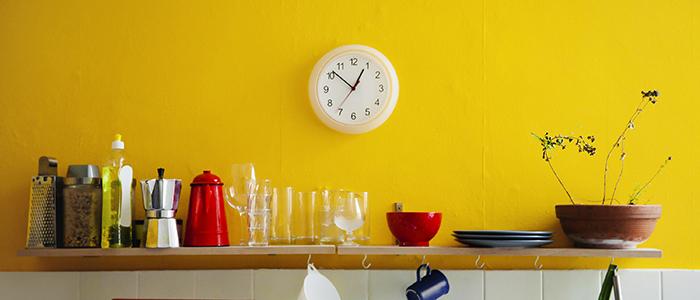 Déco Comment bien choisir la peinture dans sa cuisine ? - izi-by-edffr
