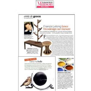 Mangeoire Design Plus - Born In Sweden - Le Journal de la Maison