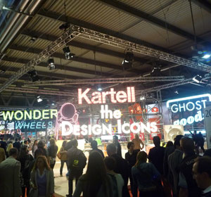 Stand Kartell - Salone del Mobile 2011