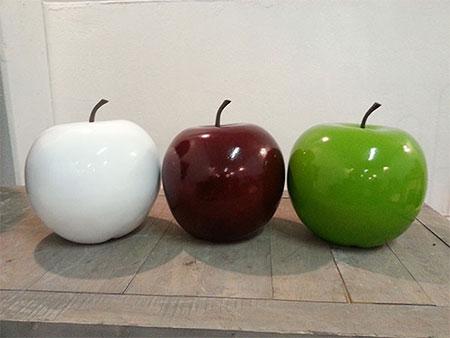 sculptures fruits contemporaines transformez votre jardin en jardin d eden le blog jardinchic. Black Bedroom Furniture Sets. Home Design Ideas