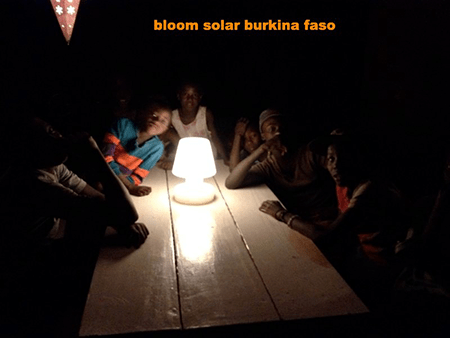 Bloom Solar Burkina Faso